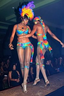 Section 'Candy' from the band Myst/ Photo credit: Trinidad Carnival Diary